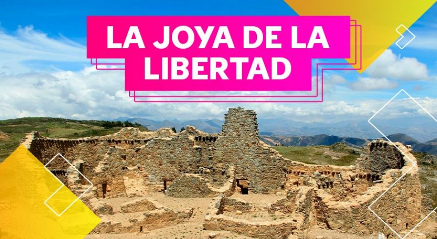 Marcahuamachuco, el sitio arqueológico más importante de la sierra norte