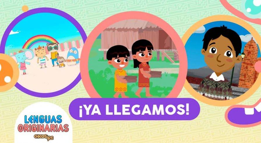 Canal IPe estrena nuevos programas en lenguas originarias