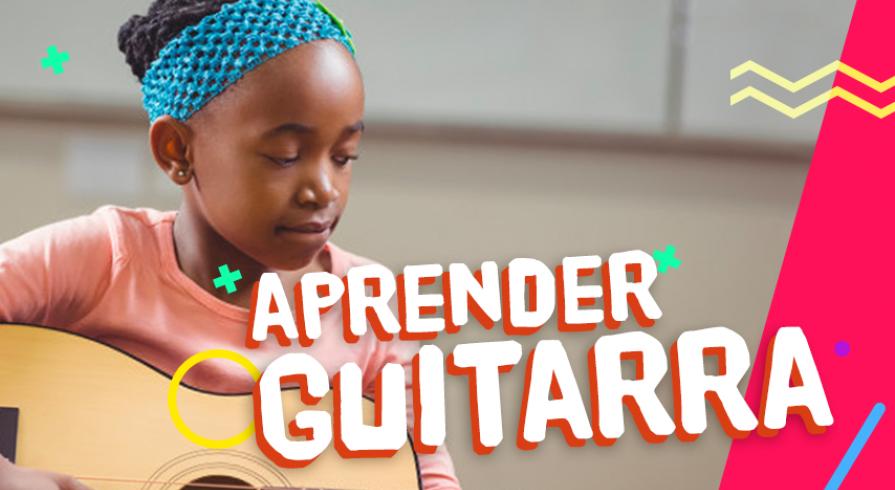 ¿Qué hacer en verano?: Tocar Guitarra
