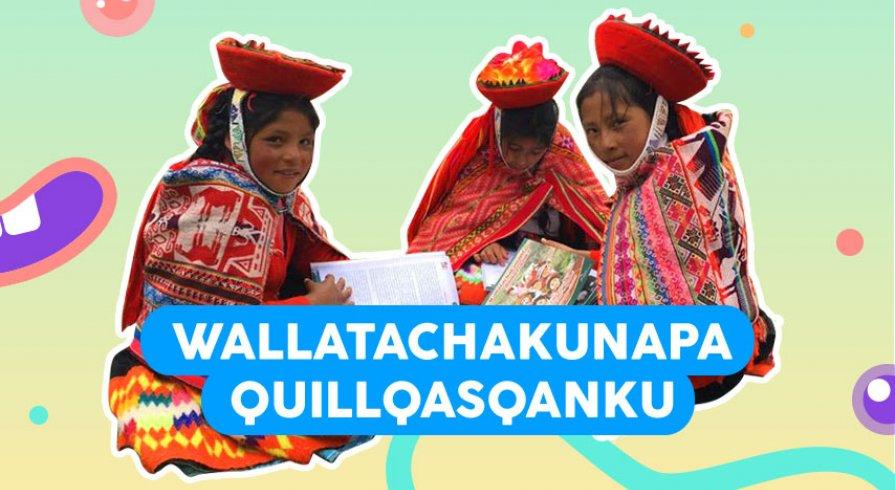 Los niños de Ollantaytambo nos cuentan sobre sus vivencias y tradiciones en este libro