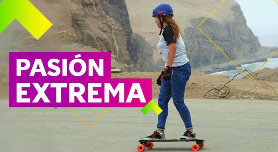 """Giorginna Ivanov: """"El downhill también es un deporte de mujeres"""""""