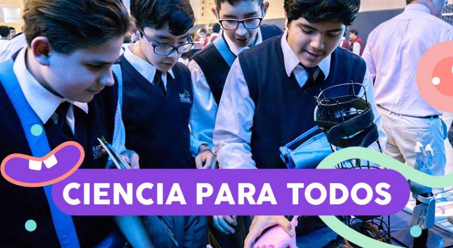 3 grupos de escolares revolucionan con la metodología STEM