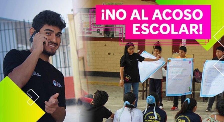 Habla Causa, el proyecto que quiere acabar con el bullying