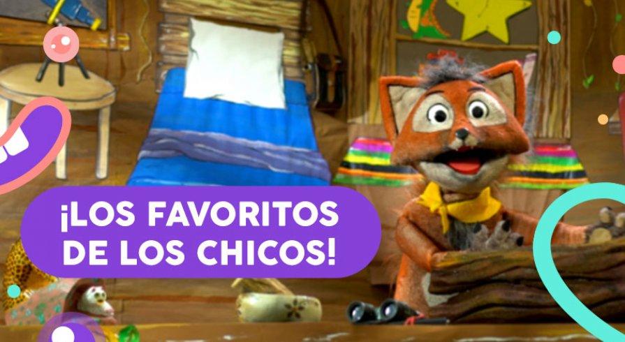 ¡La mejor televisión infantil está en Canal IPe!