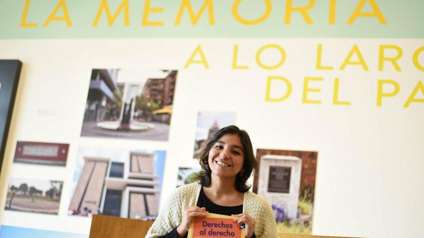Josefina Jiménez: La historia está en nuestras manos