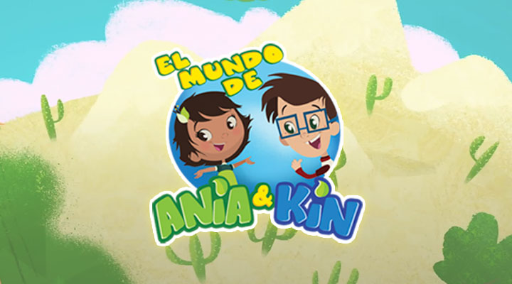 El mundo de Ania y Kin