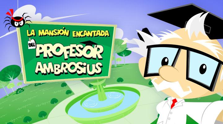 La mansión encantada del profesor Ambrosio