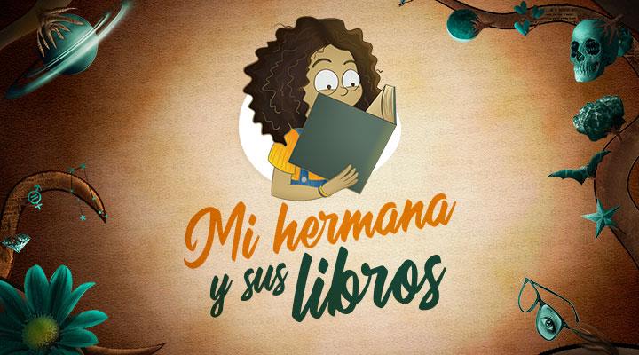 Mi hermana y sus libros