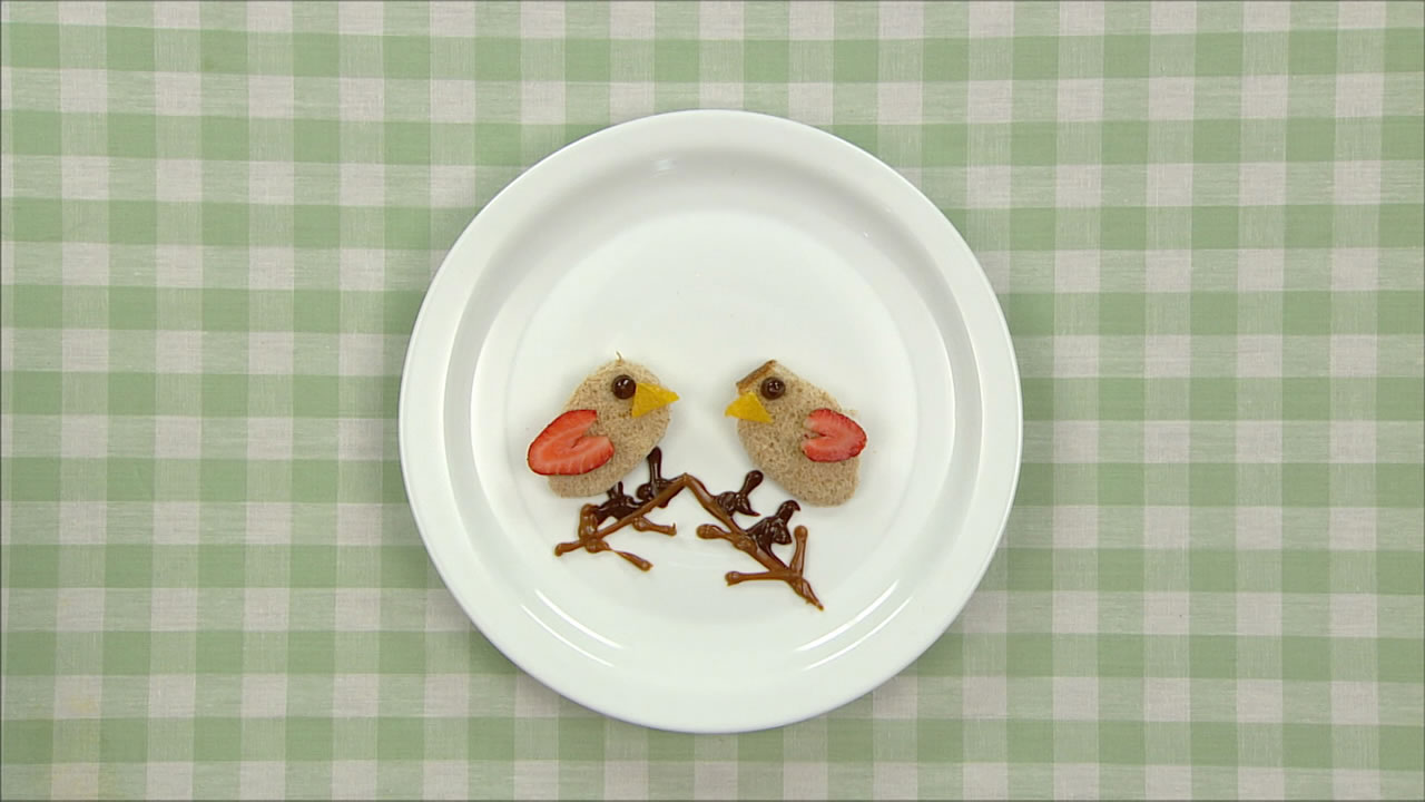 Desayuno cariñoso