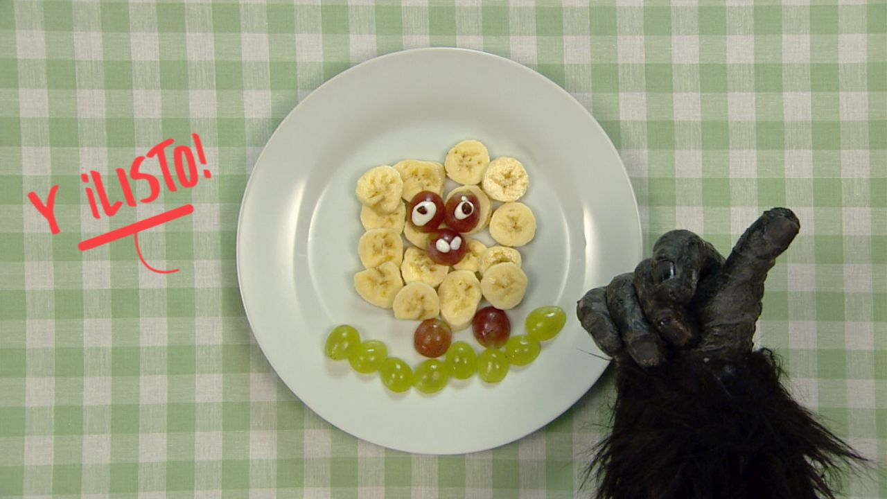 Dollys de plátano