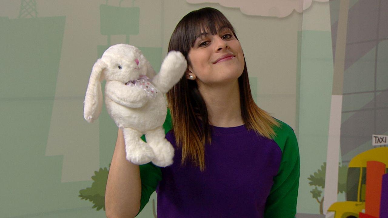 Alejo, el conejo