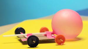 Carros globos