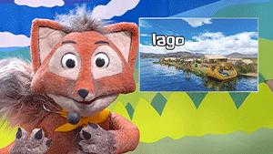 Lagos y lagunas