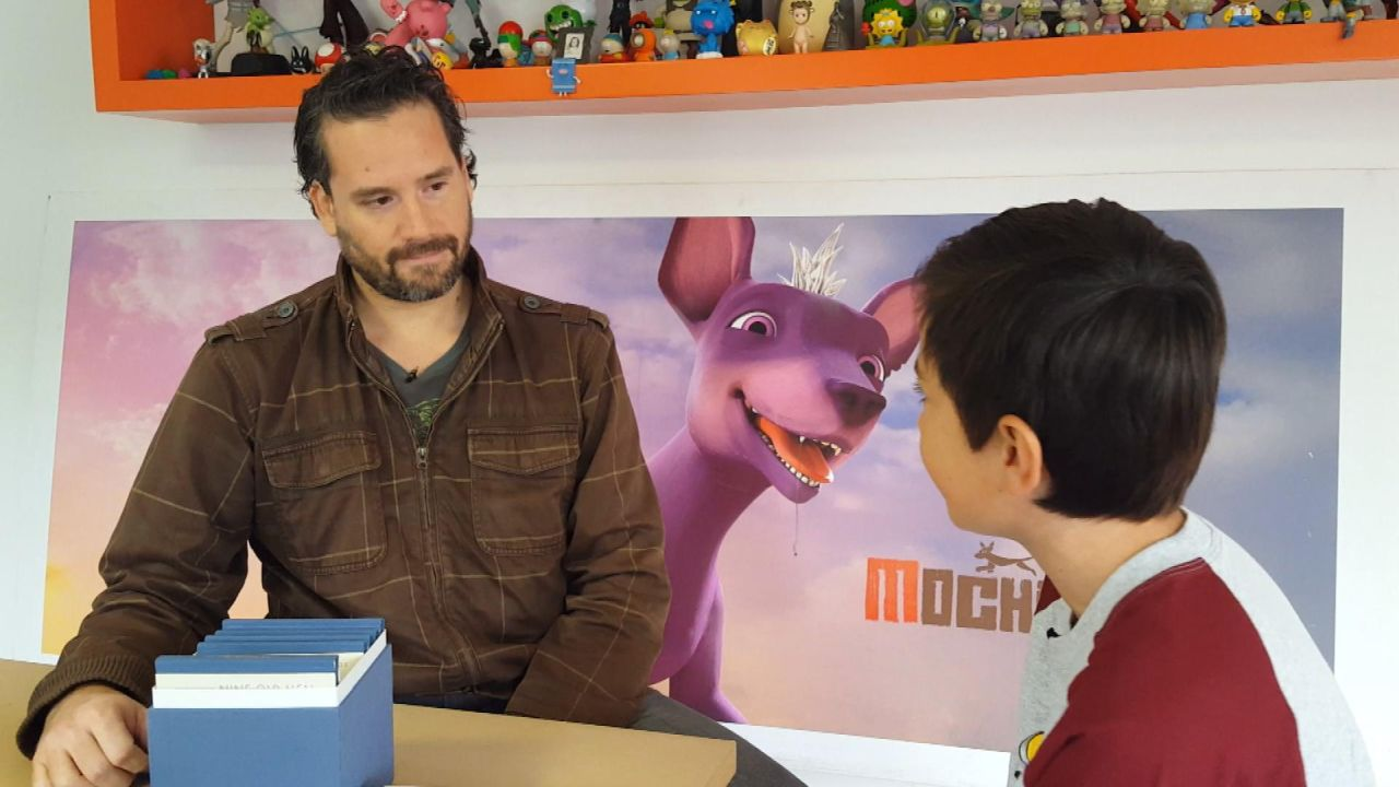 ¿Cómo se hacen las películas animadas?