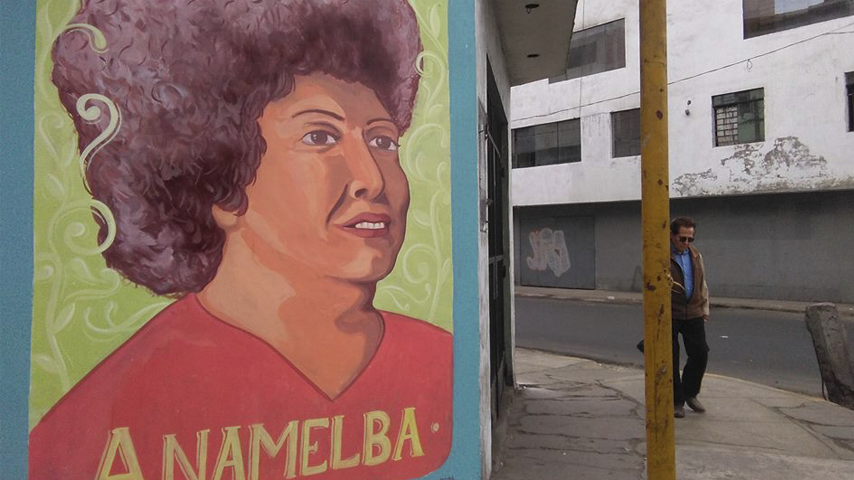 Murales en Barrios Altos