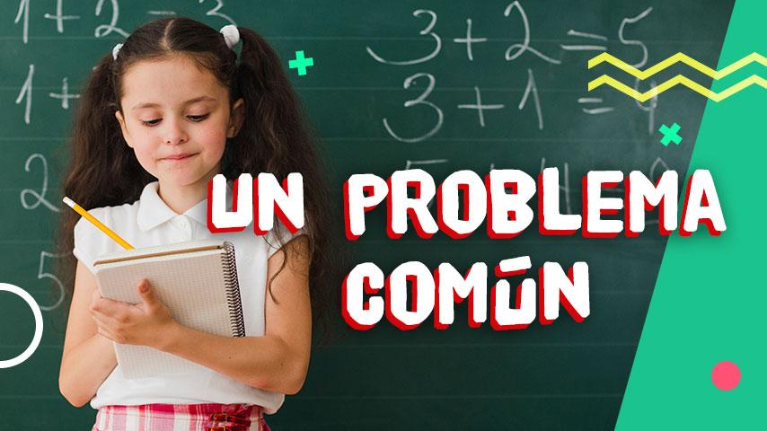 Discalculia o la dificultad para aprender matemáticas