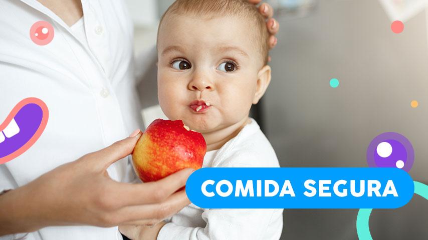 Si tu hijo tiene menos de un año, ten cuidado con estos alimentos