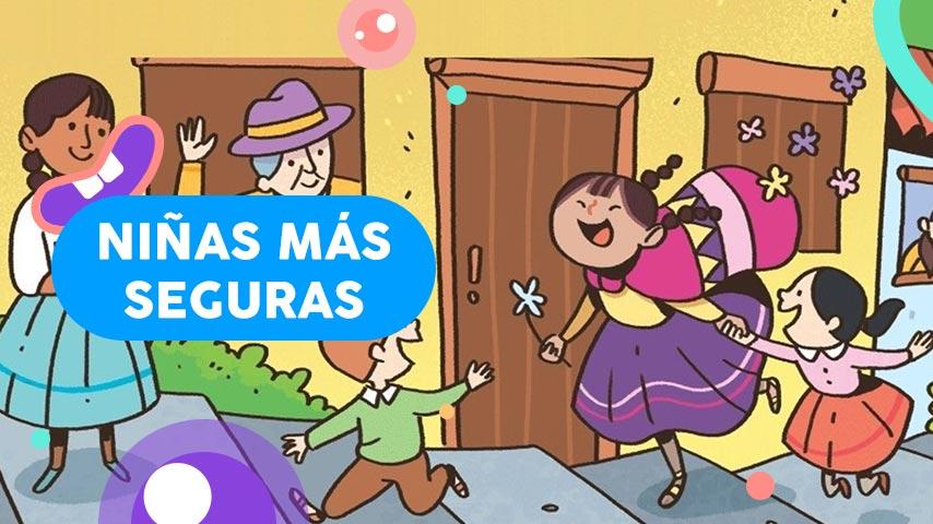 '¡Súper Mariana!', la historieta que lucha contra la violencia sexual a niños y niñas