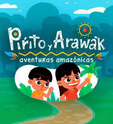 Pirito y Arawak