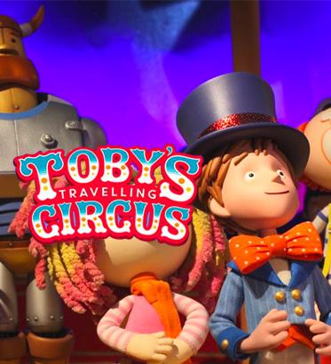 El circo viajero de Toby